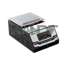 MP-1010 lead-free green heating platform constant temperature heating table,platform taie thermostat fy800 temperature control table fy800 201000