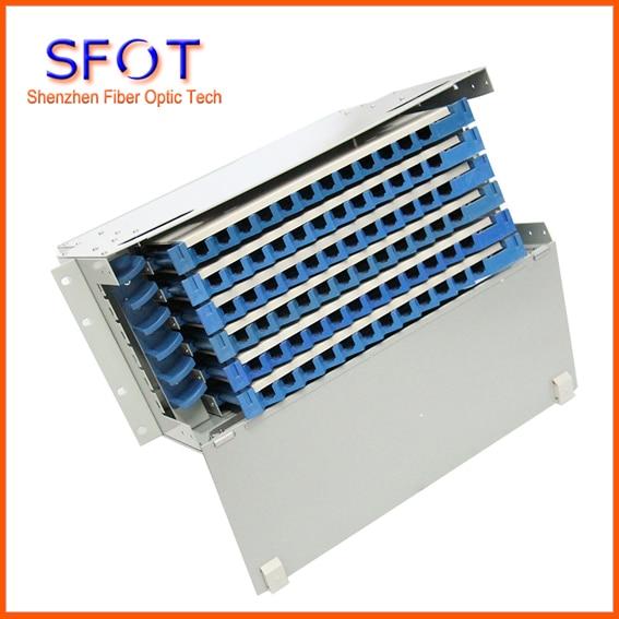 Boîte ODF à 72 noyaux à Fiber optique