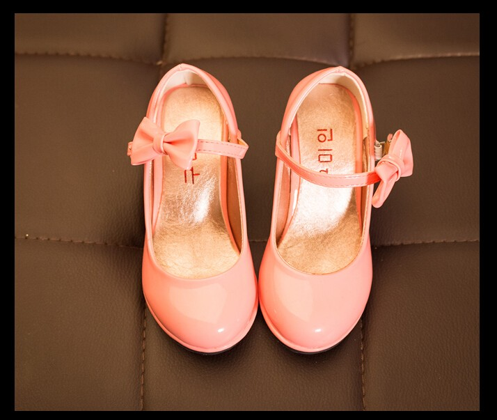 Leather Sandals For Girls (3)