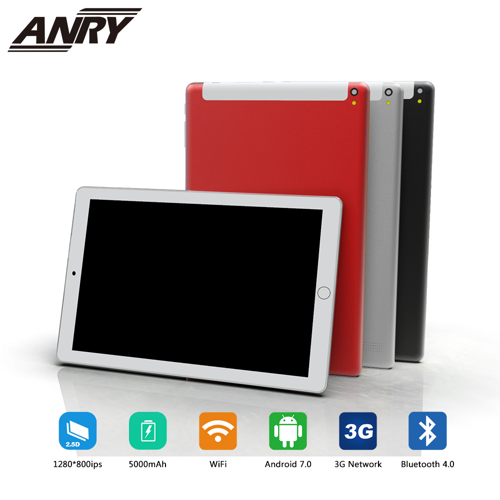 ANRY Google Play Android 7.0 OS 10 inch tablet Quad Core 4GB RAM 32GB ROM 1280*800 IPS Tab PC Kids Tablets 10 10.1ANRY Google Play Android 7.0 OS 10 inch tablet Quad Core 4GB RAM 32GB ROM 1280*800 IPS Tab PC Kids Tablets 10 10.1