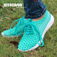 new green color athaletic sport running shoes woman and man,new 3d high elastic mesh bearthable comfortable shoes woman and man