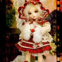 Cotton Bjd doll sd doll 1/6 doll chloe doll high quality toy