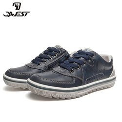 QWEST Merk Lente Kids Sneaker Orthopedische Outdoor Toevallige Kinderen Loopschoenen voor Jongens Maat 31-36 Gratis Verzending 91P-SW-1449