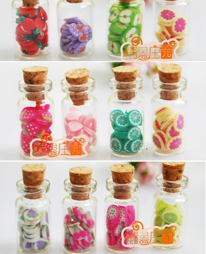1:12 Cute MINI Dollhouse Miniature Adornment Canned Fruit