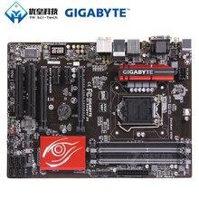 Original Used Desktop Motherboard Gigabyte G1.Sniper Z6 Intel Z97 LGA 1150 Core i7 i5 i3 DDR3 32G SATA3 USB3.0 VGA DVI HDMI ATX asus p8z68 v pro gen3 desktop motherboard z68 socket lga 1155 i3 i5 i7 ddr3 32g sata3 usb3 0 atx mainboard