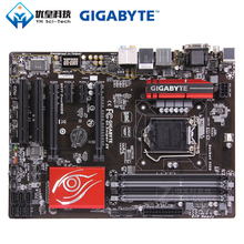 Original Used Desktop Motherboard Gigabyte GA-G1.Sniper Z6 Z97 LGA 1150 Core i7 i5 i3 DDR3 32G SATA3 USB3.0 VGA DVI HDMI ATX original motherboard for msi z77a g43 lga 1155 ddr3 for i3 i5 i7 cpu 32gb usb3 0 sata3 z77 desktop motherboard free shipping