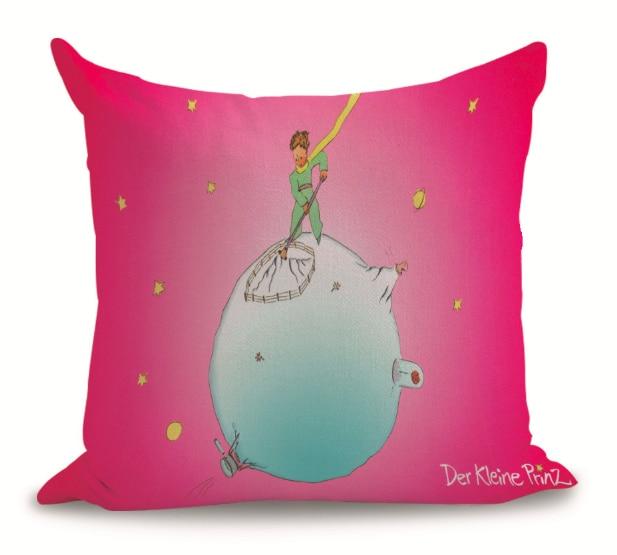 Corpo Fronha Roupa De Cama dos desenhos animados Do Pequeno Príncipe Pescoço Travesseiros De Viagens Cobrir Sofá Assento Almofada Jogar Travesseiro Decoração de Casa