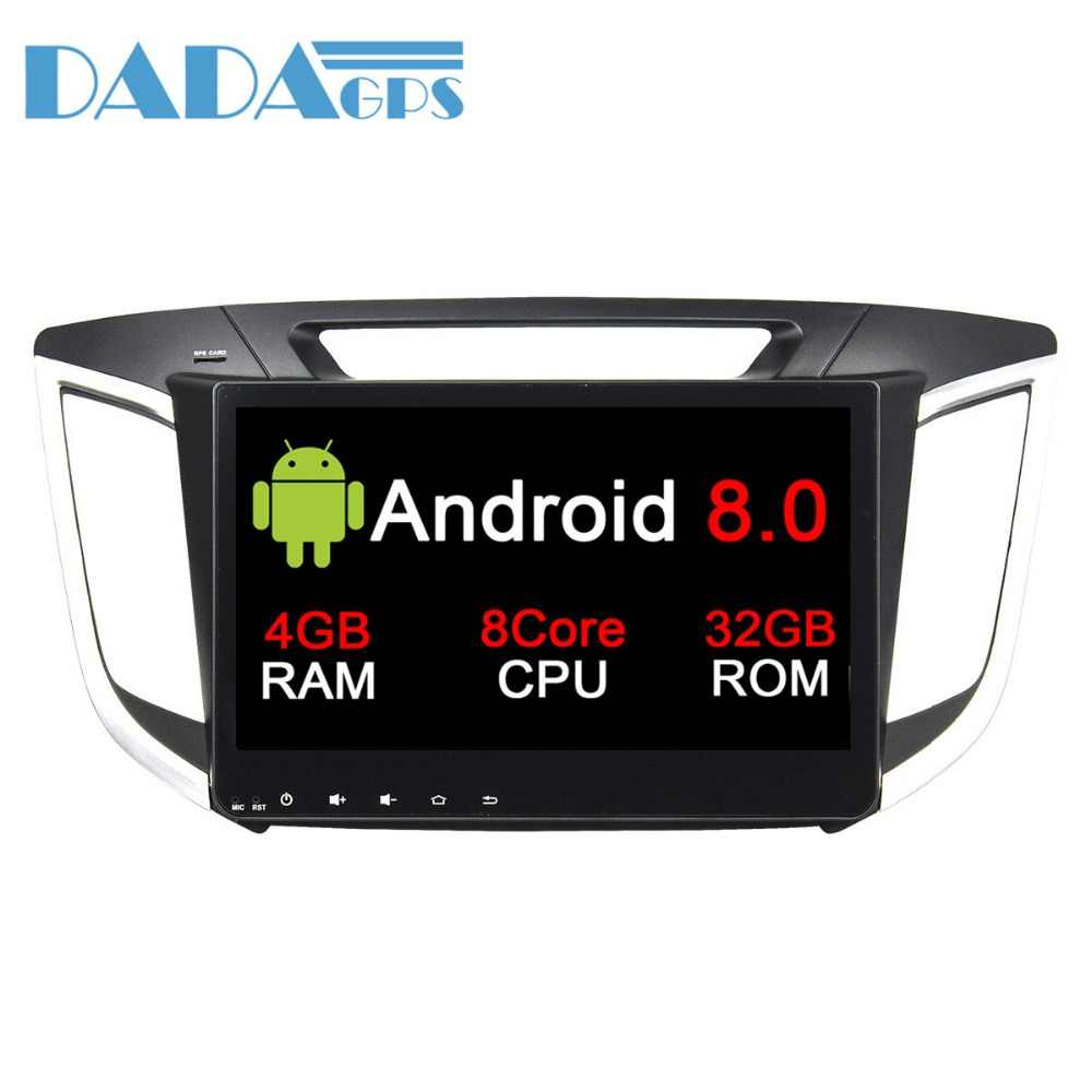 10 1 ''Android 9 0 радио автомобильный DVD плеер стерео GPS головное устройство для HYUNDAI