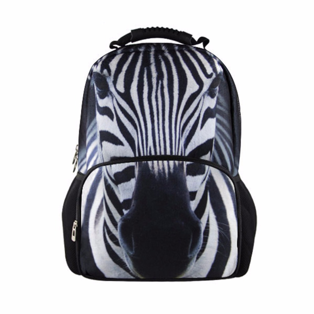 Compare Prices on Zebra Print Bookbags- Online Shopping/Buy Low ...