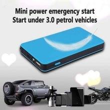 Neue Dünne Multifunktions 8000 mah Auto Notfall Startleistung Auto Mobilen Lade Schatz Starter Sicherheit Auto Batterie Energienbank(China (Mainland))