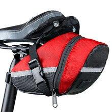 f560668c718 2019 nuevo impermeable bicicleta de almacenamiento de bolsa de asiento de  bicicleta de cola trasera bolsa