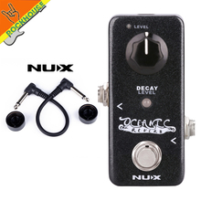 NUX Oceanic Digital Reverb Pedal Guitar Effects Pedal Reverb Guitarra Pedal Upgraded Firmware True Bypass Free Shipping