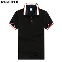 New 2017 Men's Brand Polo Shirt Cotton Short Sleeve Men Business Camisas Polos Casual Stand Collar Brands Jerseys Polo Shirt 3XL