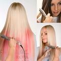 2016 Nueva Llegada de la venta Caliente Herramientas de Peinado Pelo azul Gris podadoras maquinilla de afeitar Ultrasónica Caliente Para Corte de Pelo y Peinado Corte L-538