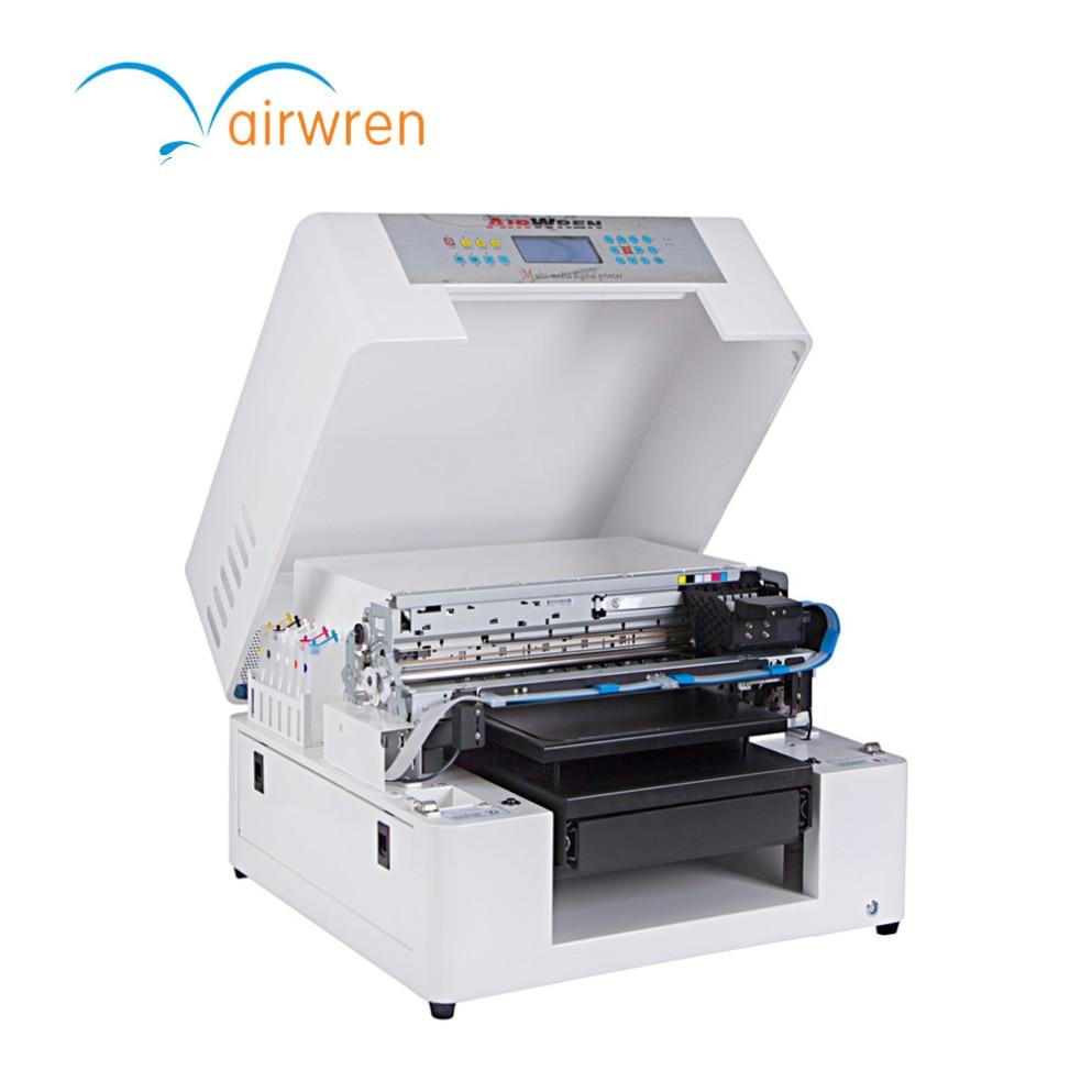 Tiesiogiai spausdinkite ant drabužių marškinėlių spausdintuvo A3 - Biuro elektronika - Nuotrauka 1