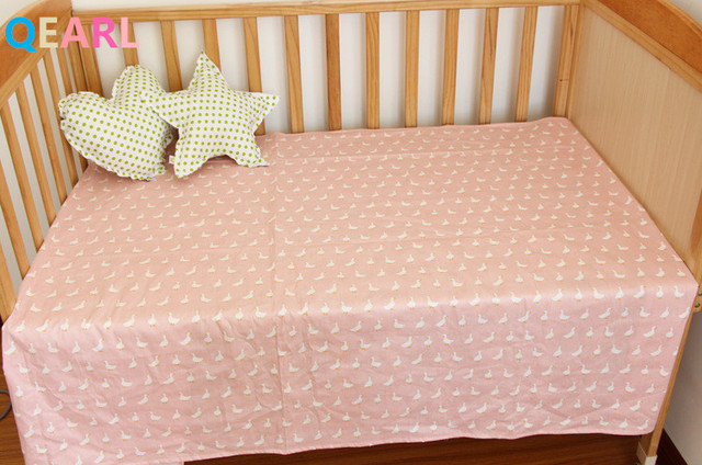 INS Hot Style Baby Bed Sheet Child Bed Sheet Cloud Star 100% Cotton 20 Color