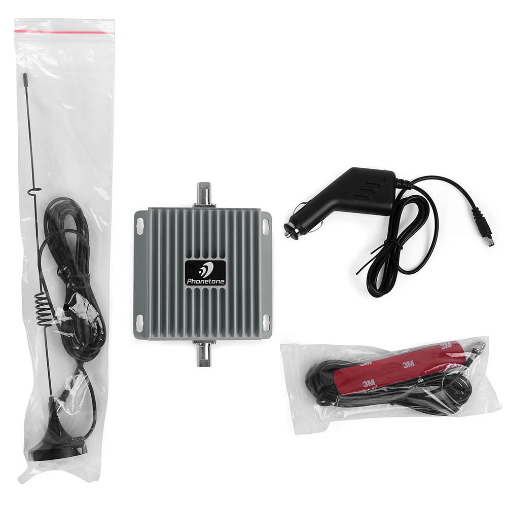 850 2100MHz Telstra Network mobile phone booster repeater used in car