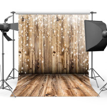 Mehofoto Glitter Wood Floor Backdrops for Photography Studio Newborn Backdrops Baby Shower Background for Photo Backdrop
