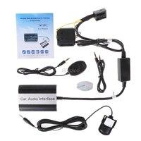 Handsfree Car Bluetooth Kits MP3 AUX Adapter Interface For RD4 Peugeot CITROEN Junn12 DropShip