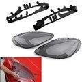 Areyourshop 1 пара сменная крышка объектива для дымовых фар с прокладками для Corvette C6 2005-2013 автомобильные чехлы для линз