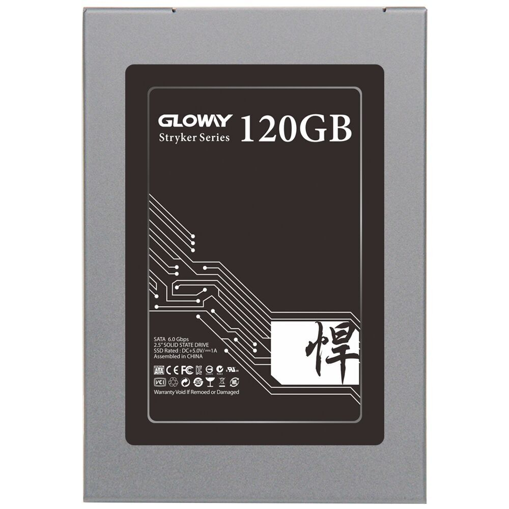 Gloway S120 120g SSD 2 5 sata3 Solid state drive hard drive font b disk b
