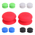 2Pcs/Lot Mashroom Shape Gamepad Rocker Cover 3D Silicone Protective Case Cover Thumb Stick Cap for Game Controllers