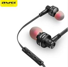 Awei ES-10TY Metallic Earphone Stereo Headset In-Ear Noise Discount Auriculares Headphone With Microphone For Telephone Kulakl