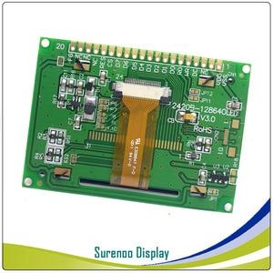 "Image 3 - אמיתי OLED תצוגה, 2.42 ""128*64 12864 גרפי LCD מודול מסך LCM מסך SSD1309 בקר תמיכה מקביל, SPI, i2C/IIC"