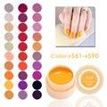 #561-590 Soak off CANNI 141 цветов живопись гель 5 мл уф led цвет ногтей гель-лак бесплатная доставка длительный цветной гель