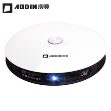 2017 New AODIN M18 Projector HD 1080p Android WiFi Mini Smart Home Cinema 3D Proyector Battery Beamer Support AirPlay Miracast