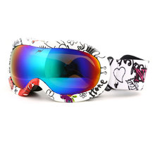 Men And Women New Outdoor Ski Glasses High Quality Super Flexible More Professional For Eye Protection Snowboard Goggles