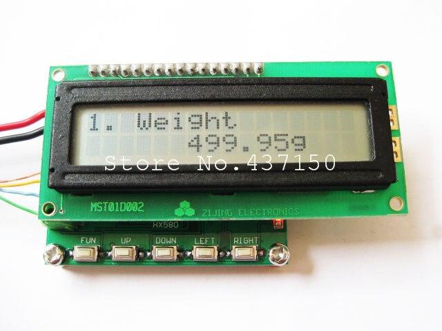 1Pcs X ,Load Cell Indicator Intelligent Instrument Display 24 Eenvoudige Precisie Instrumentatie, Gratis Verzending