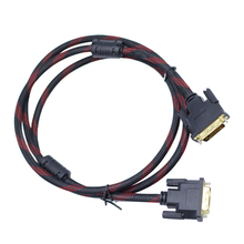 Get more info on the DVI Cable DVI to DVI-D 24+1 Gold Plated Male to Male 3m 5m 10m 15m 20m for Computer Project Monitor Digital Video Cable DVI
