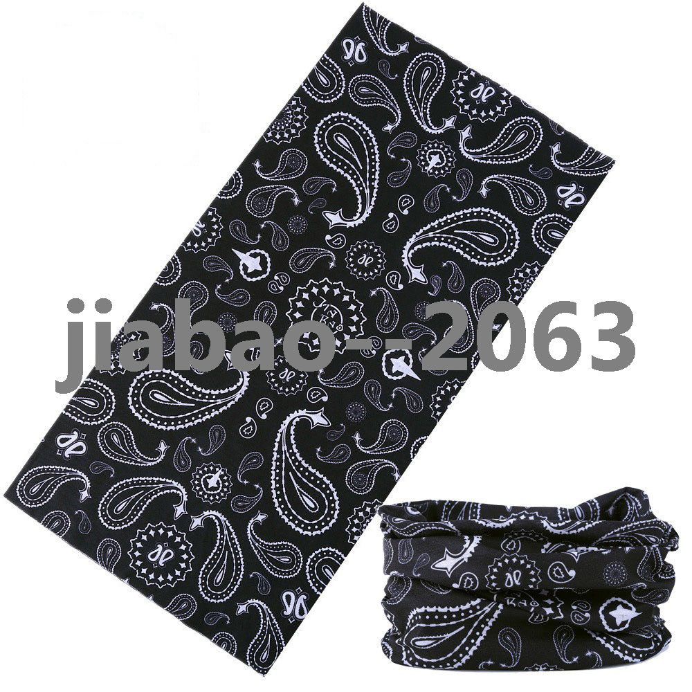 2015 Made of 100 Polyester Bicycle bandana seamless bandana ride mask magic scarf Cycling Sport scarve free shipping
