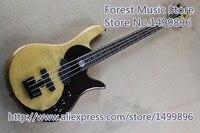 Chegada nova China Guitarra Baixo Elétrico 4 Cordas Fodera Yin Yang Baixo Frete Grátis