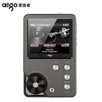 AIGO MP3 105 HIFI Player Loseless Portable MP3 Mini with Hi res Flac TFT Screen WM8965 Mini Portable DSD Sport EQ adjustable