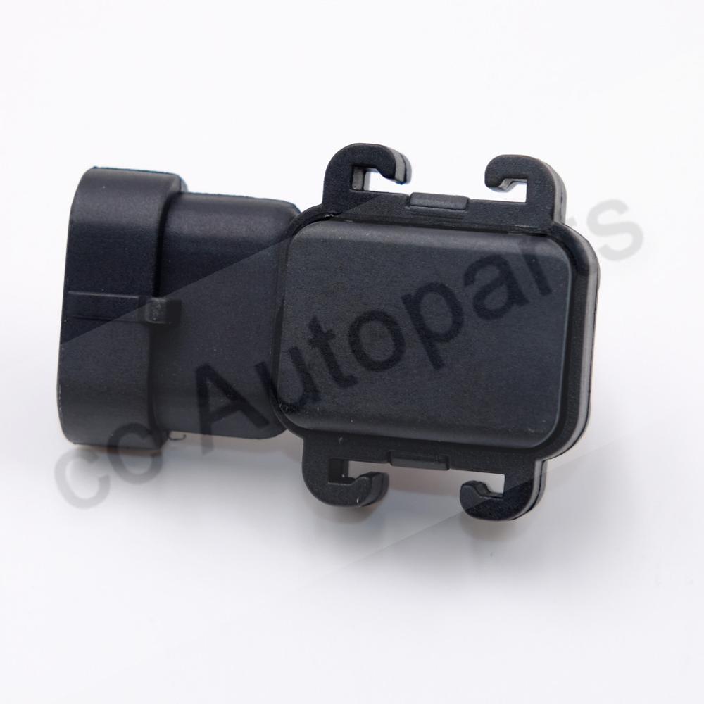 Pressure Sensor MAP SENSOR FOR GM CHEVROLET BUICK CADILLAC GMC ISUZU OLDSMOBILE PONTIAC 16249939 16187556-in Air Flow Meter from Automobiles & Motorcycles