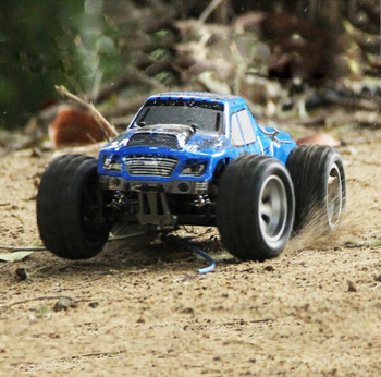 Wltoys A979 1/18 2.4GHz 4WD High Speed Monster 50Km/H Rc Racing Car With Transmitter RTR Remote Control Off-Road Vehicle 1