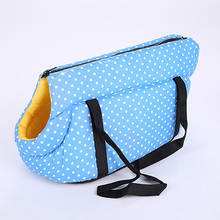 Venxuis Dot Soft Pet Backpack Dog Shoulder Bags Outdoor Carrier Puppy Travel for Small Dogs Products