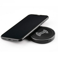 Qi Wireless Charger Adapter For Iphone X 8 8plus Fast Cellphone Phone Charger Usb Charger For