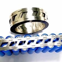 Высокочистый никелевый пояс 2P литиевая батарея никелевая полоса 18650 никелевые литий-ионные батареи Ni пластина используется для 18650 1 метр