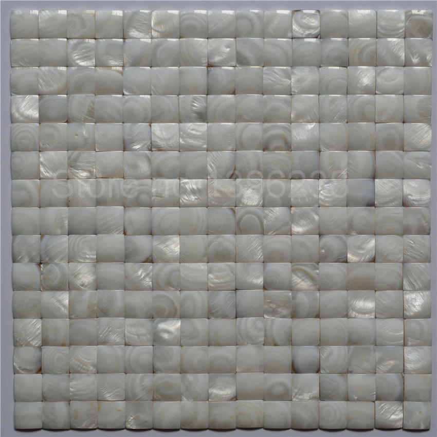 20mm arch reine weie muschel mosaik fliesen perle mosaik fr kche backsplash badezimmer walltile perle mosaik - Mosaikfliesen Wei