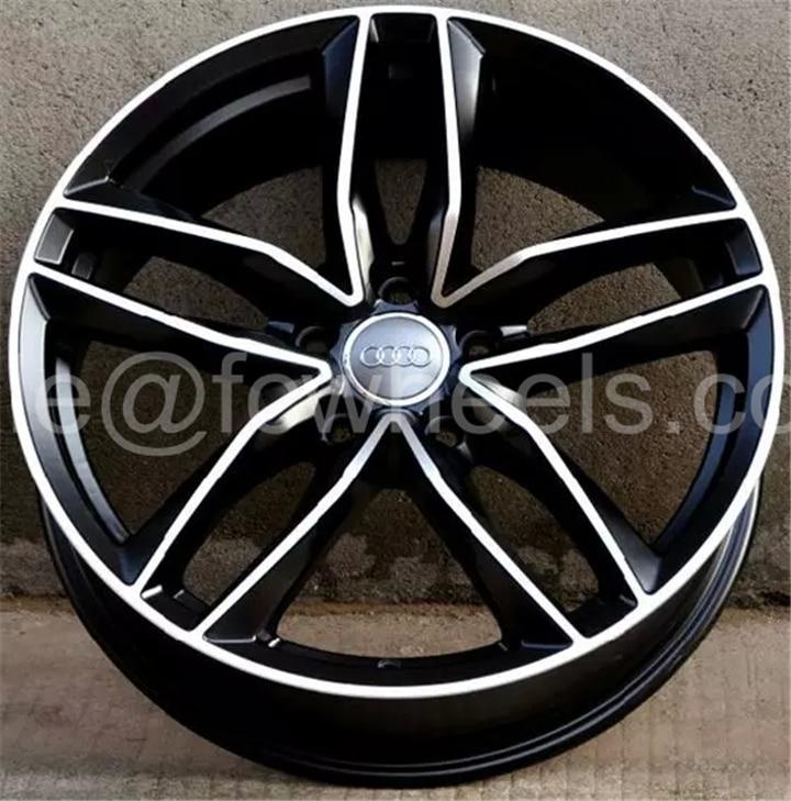 High Quality Replica Alloy Wheels Car Accessories Aluminium