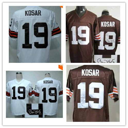 huge discount 41479 cfafe 19 Bernie Kosar Jersey,Throwback Football Jersey,Best ...