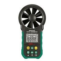 Kleurrijke Handheld Digitale Anemometer Windsnelheid Luchtstroom Tester Air Volume Meten