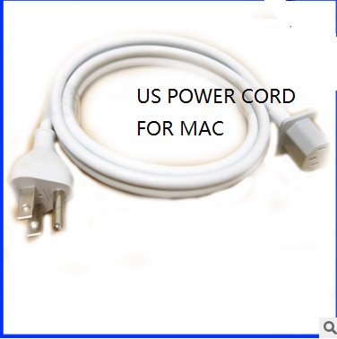 US Plug 1.8M Netsnoer kabelvoeding voor IMAC Computer Macbook - Notebook accessoires - Foto 2