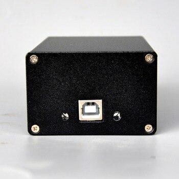 Freeshipping Quman HD512 תיבת USB-DMX512 Dongle USB שלב אור Dmx512 ממשק מחשב בקר מקצועי Led DMX שליטה