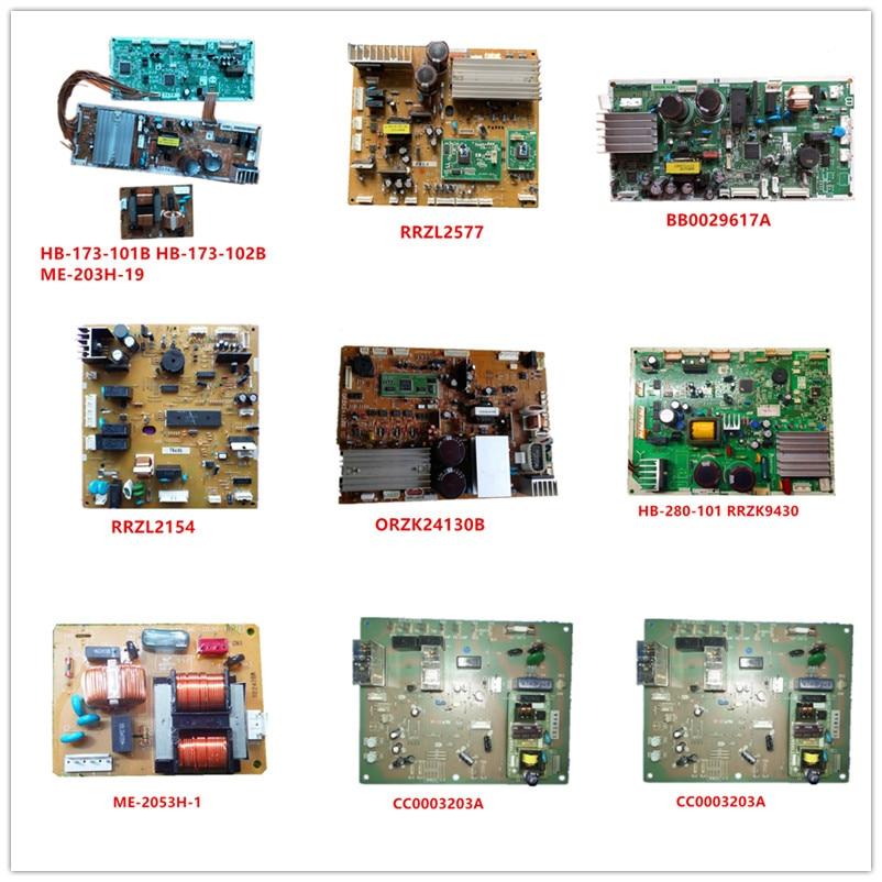HB-173-102B| HB-173-101B| ME-203H-19| RRZL2577| BB0029617A| RRZL2154| ORZK24130B| HB-280-101 RRZK9430| ME-2053H-1| CC0003203A