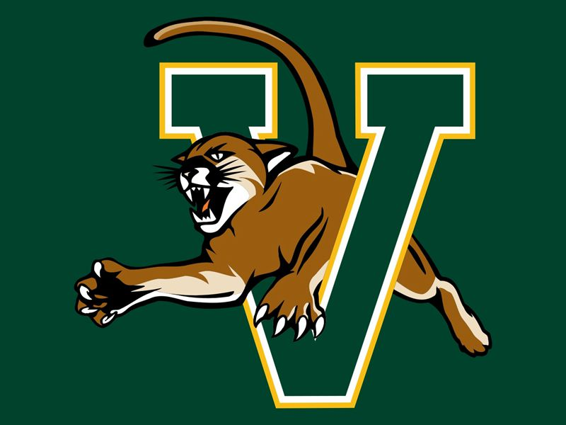Image result for vermont catamounts logo