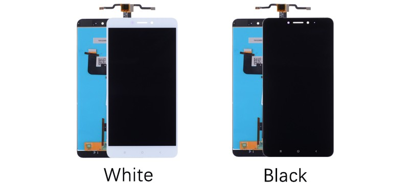 6.44 Original Display For XIAOMI Mi Max 2 LCD Touch Screen with Frame Replacement Screen for Xiaomi Mi Max 2 Display Max2 LCD (2)